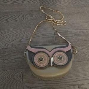 Beautiful 🦉 owl crossbody bag 🌸🌸🌸